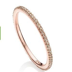 Monica Vinader Eternity Ring